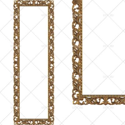 STL модель для ЧПУ Рама зеркало RM-120