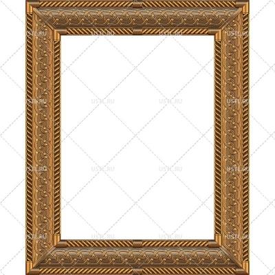 STL модель для ЧПУ Рама зеркало RM-122